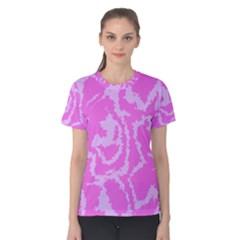 Migraine Pink Women s Cotton Tees