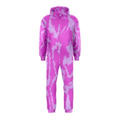 Migraine Pink Hooded Jumpsuit (Kids)