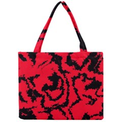 Migraine Red Tiny Tote Bags