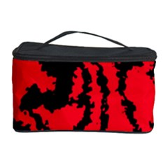 Migraine Red Cosmetic Storage Cases