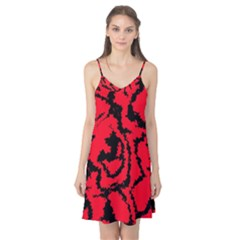 Migraine Red Camis Nightgown