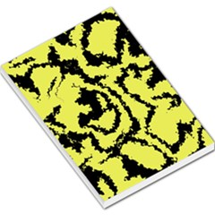 Migraine Yellow Large Memo Pads