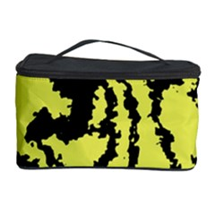 Migraine Yellow Cosmetic Storage Cases