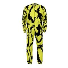 Migraine Yellow OnePiece Jumpsuit (Kids)