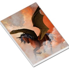 The Dark Unicorn Large Memo Pads