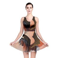 The Dark Unicorn Reversible Skater Dresses