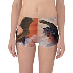 The Dark Unicorn Boyleg Bikini Bottoms