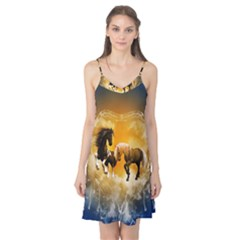Wonderful Horses Camis Nightgown