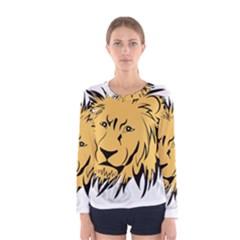 Lion Women s Long Sleeve T-shirts