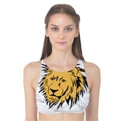 Lion Tank Bikini Top