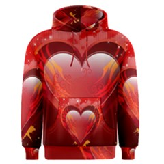Heart Men s Pullover Hoodies