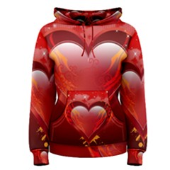 heart Women s Pullover Hoodies