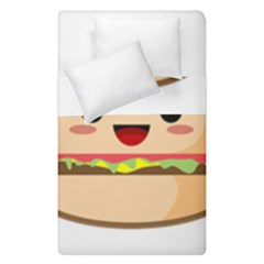 Kawaii Burger Duvet Cover (single Size)