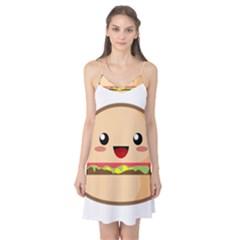 Kawaii Burger Camis Nightgown