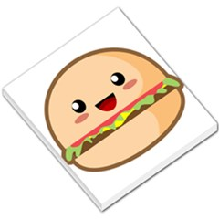 Kawaii Burger Small Memo Pads