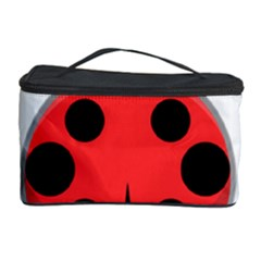 Kawaii Ladybug Cosmetic Storage Cases