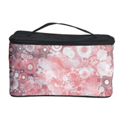 Lovely Allover Ring Shapes Flowers Cosmetic Storage Cases