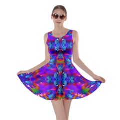 Abstract 4 Skater Dresses