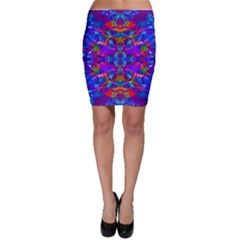 Abstract 4 Bodycon Skirts