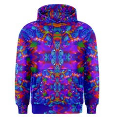 Abstract 4 Men s Pullover Hoodies
