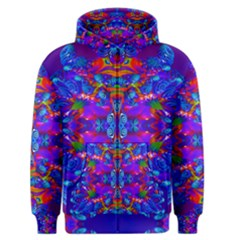Abstract 4 Men s Zipper Hoodies