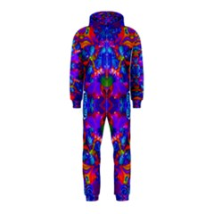 Abstract 4 Hooded Jumpsuit (Kids)