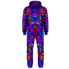Abstract 4 Hooded Jumpsuit (Men)