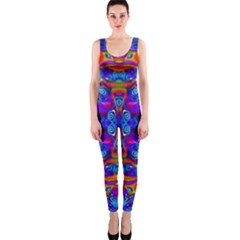 Abstract 4 OnePiece Catsuits