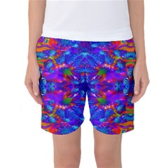 Abstract 4 Women s Basketball Shorts