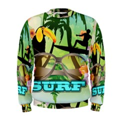 Surfing Men s Sweatshirts