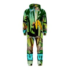 Surfing Hooded Jumpsuit (Kids)