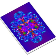 Abstract 5 Large Memo Pads