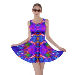 Abstract 5 Skater Dresses