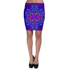 Abstract 5 Bodycon Skirts