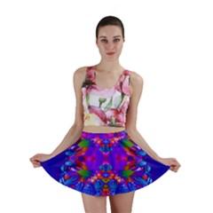 Abstract 5 Mini Skirts