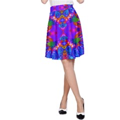 Abstract 5 A Line Skirts