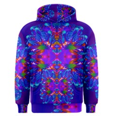 Abstract 5 Men s Pullover Hoodies