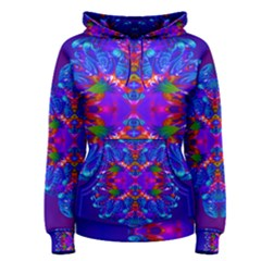 Abstract 5 Women s Pullover Hoodies