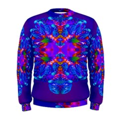 Abstract 5 Men s Sweatshirts