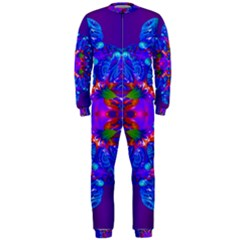 Abstract 5 OnePiece Jumpsuit (Men)