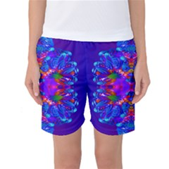 Abstract 5 Women s Basketball Shorts