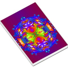 Abstract 6 Large Memo Pads