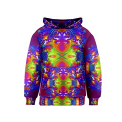 Abstract 6 Kid s Pullover Hoodies