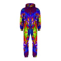 Abstract 6 Hooded Jumpsuit (Kids)