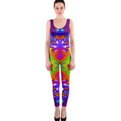 Abstract 6 Onepiece Catsuits