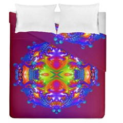 Abstract 6 Duvet Cover (full/queen Size)