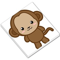 Kawaii Monkey Small Memo Pads