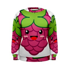 Raspberry Women s Sweatshirts