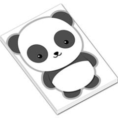 Kawaii Panda Large Memo Pads