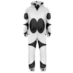 Kawaii Panda Hooded Jumpsuit (Men)